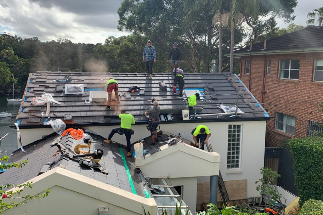 Re Roofing Sydney